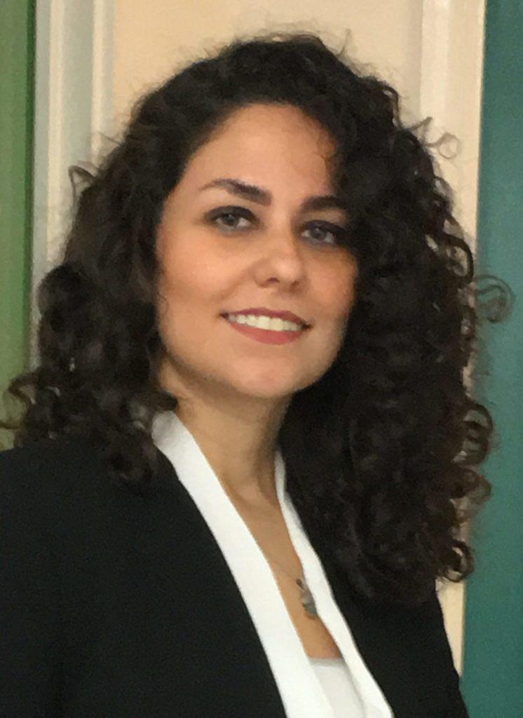 Anahi Kazzazi