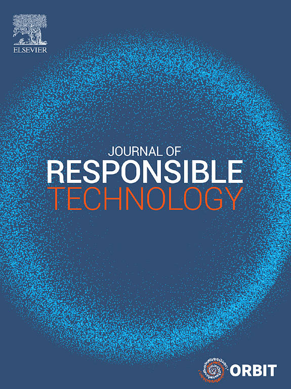 Journal of Responsible Technology